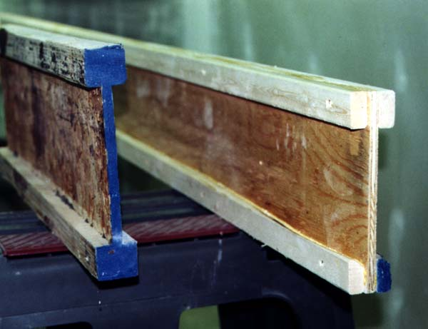 how to make a laminated benchtop look like wood